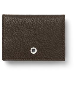 Graf-von-Faber-Castell - Coin purse Cashmere, dark brown